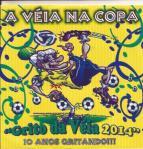 capa CD A Véia naCopa