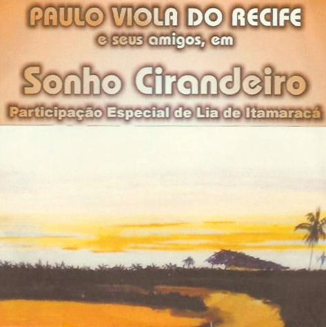 capa do CD Sonho Cirandeiro